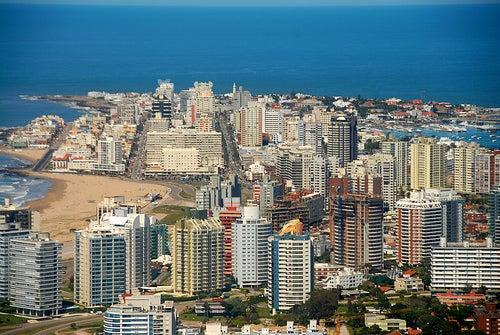 Punta del Este, un paraíso bien al sur del continente americano