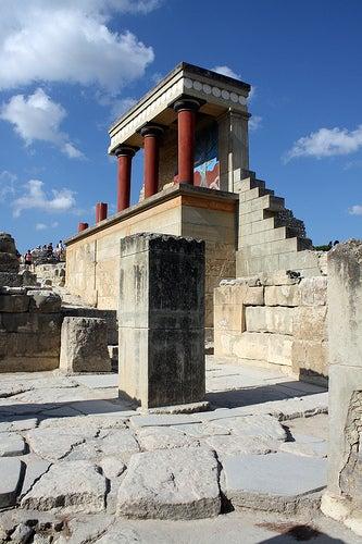 Viaje a la isla de Creta, la isla del Minotauro
