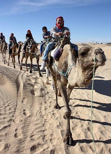 Visitar el desierto del Sahara desde Túnez
