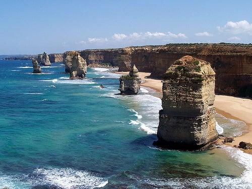 """Recorrido por Victoria, Australia: tierra de los """"Doce Apóstoles"""""""