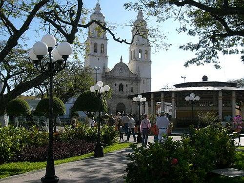 Campeche, México: ciudad costera y llena de historia