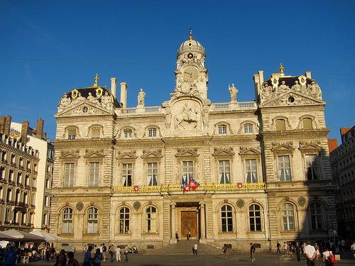 El Primer Distrito de Lyon, Francia