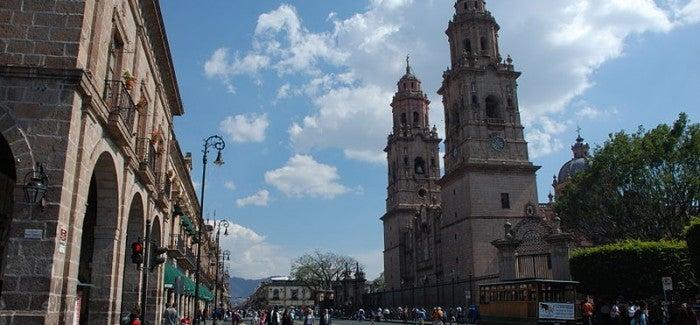 Morelia, México: lugar de monumentos y personajes históricos