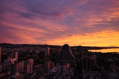 Porto Alegre, Brasil: el júbilo del sur brasileño