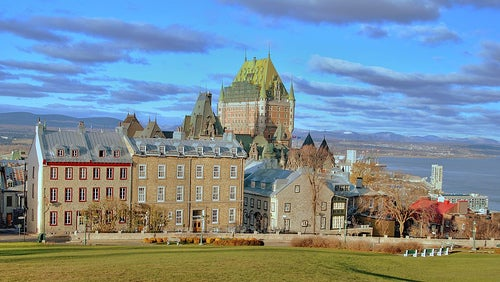 Quebec, Canadá: pintoresca ciudad francoparlante