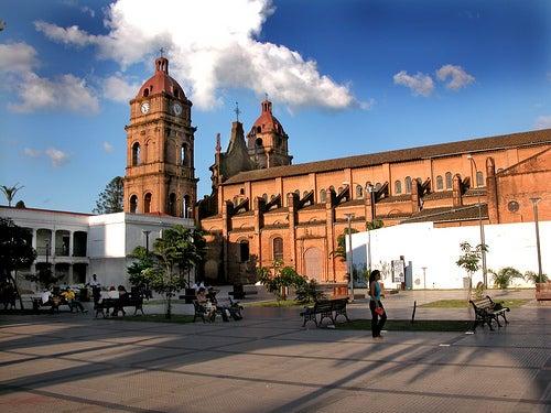 Turismo en Santa Cruz de la Sierra, Bolivia