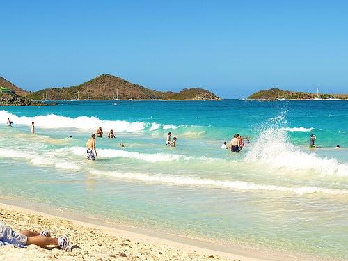 Vacaciones en San Martín: isla mitad francesa, mitad neerlandesa