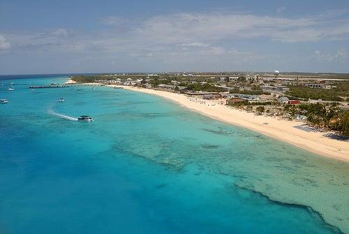 Islas Turcas y Caicos, donde la brisa del mar encanta