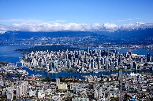 Viaje a Vancouver, Canadá