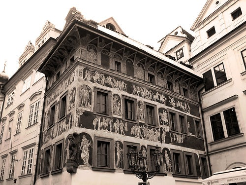 Visitar Praga en el Año de Kafka