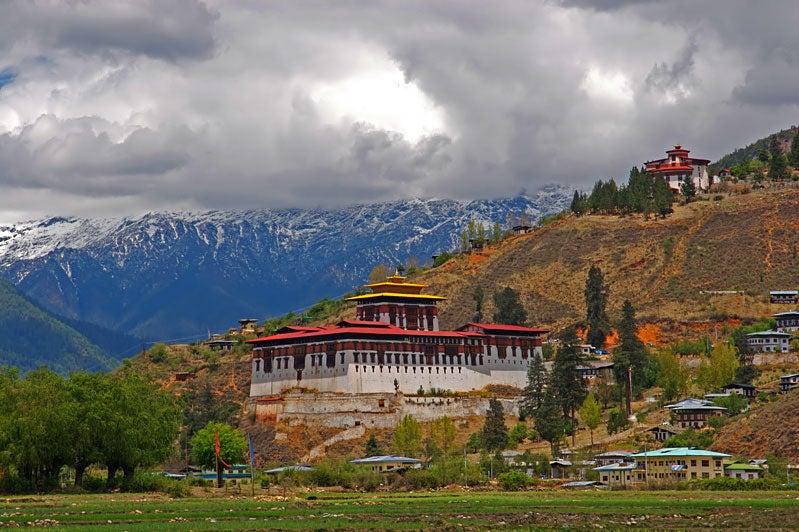 El Reino de Bután. Auténtico Paraíso Terrenal.