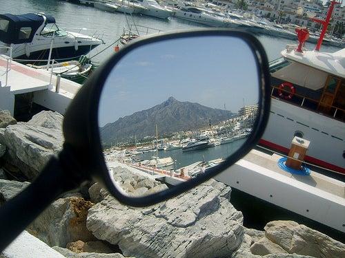 El puerto deportivo José Banús