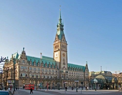 Vacaciones en Hamburgo, Alemania