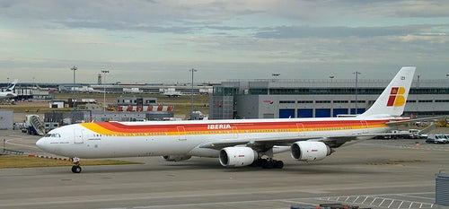Iberia y su nuevo servicio de Internet WiFi en los aviones