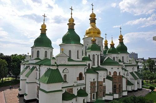 Los templos de Sofía, capital de Bulgaría
