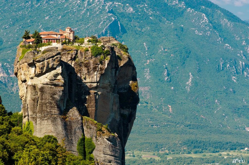 Meteora en Grecia: naturaleza mística