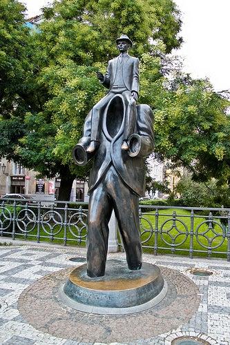 Monumento a Franz Kafka