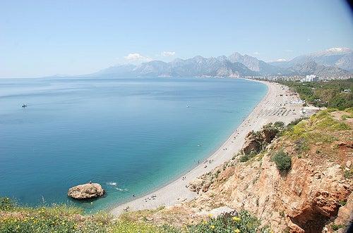 Antalya, joya de la Riviera turca