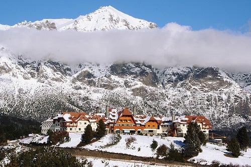 Bariloche en invierno: uno de los parajes más hermosos de Argentina