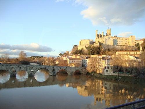 Un recorrido por la ciudad de Béziers, Francia