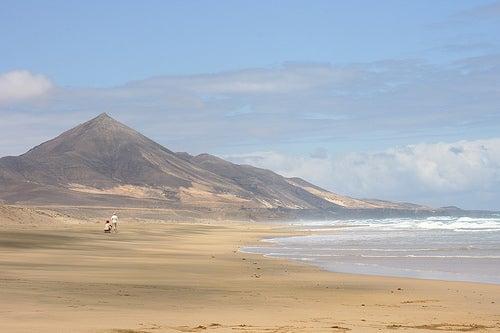Fuerteventura, la Gran Playa de las Islas Canarias