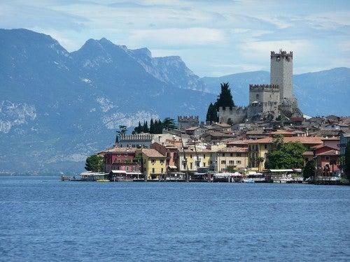 Lago de Garda, Italia: paisajes fascinantes