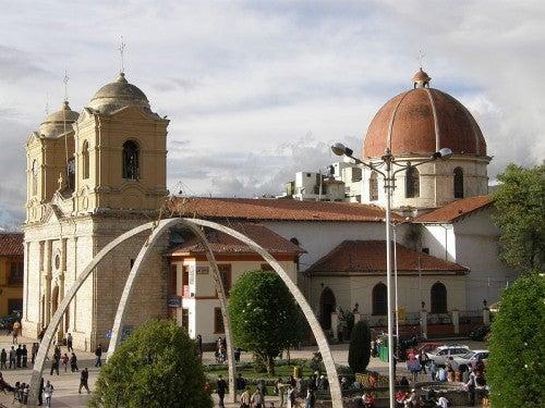 Huancayo, Perú: desde el valle de paisajes magnificentes