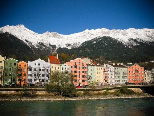 Viaje a Innsbruck, Austria: ciudad soñada en los Alpes