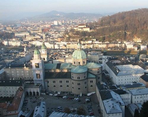 Recorrido por Salzburgo, Austria: ciudad de inspiración