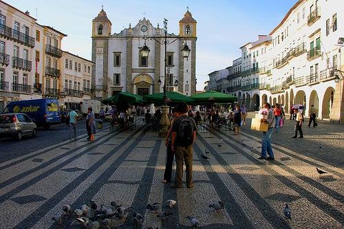 Évora, en Portugal. Foto por cortesía de Phillip Capper.