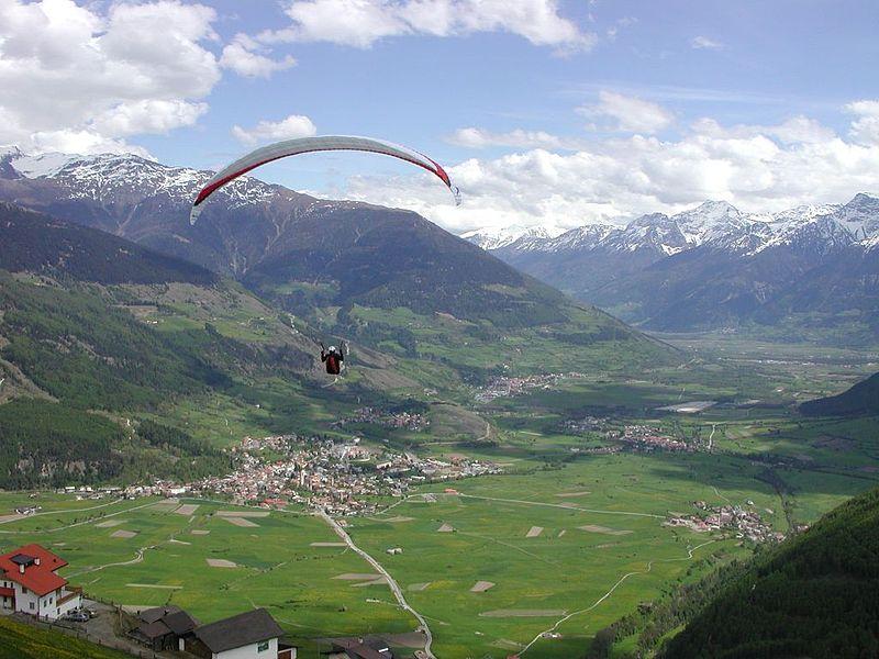 Excursión por el Sudtirol, Provincia de Bolzano