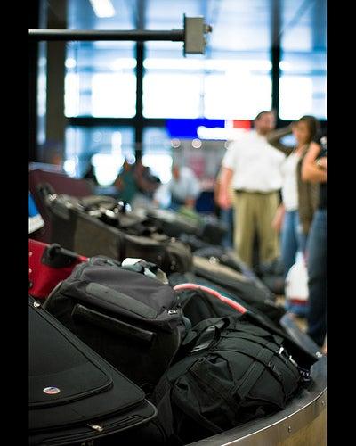 Al perder la maleta