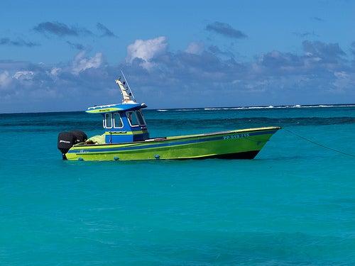 Barco de Anguilla