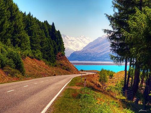 Blue Lake de Nueva Zelanda, las aguas más cristalinas del mundo