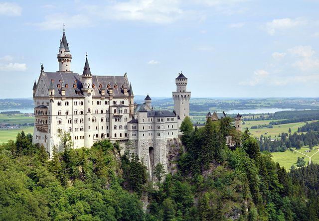 Castillos de Cuento de Hadas en Füssen, Alemania