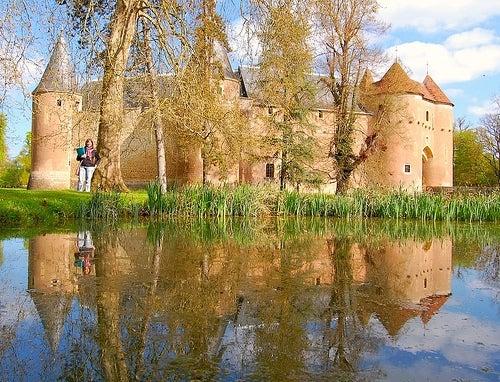 Castillos del Loira en barcaza