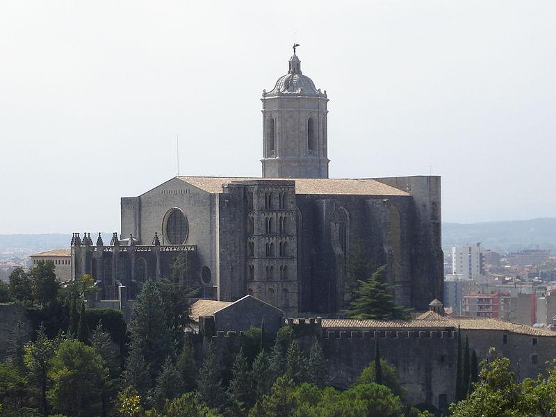 Catedral de Girona. Grubel