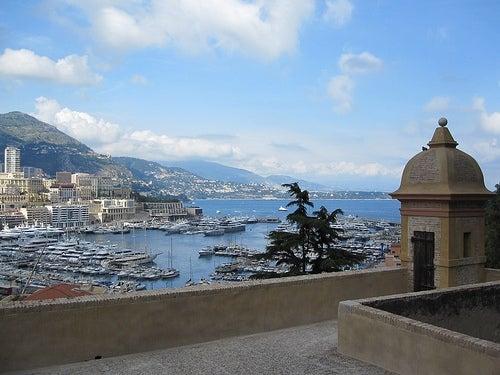 Costa Azul Mónaco