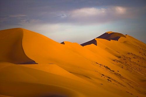 Dunas de Gobi