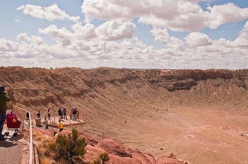 El Cráter Barringer