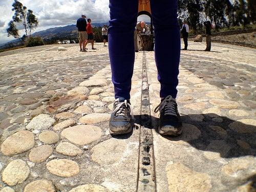 Viaje a la Mitad del Mundo: San Antonio de Pichincha, Ecuador