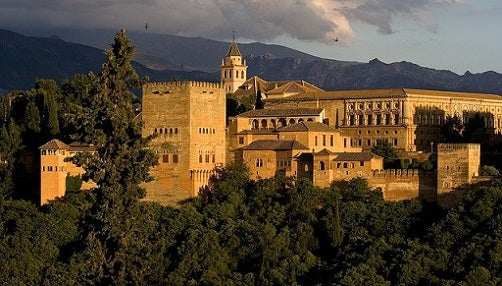 Jardines de Granada