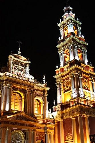 La Catedral Basílica de Salta