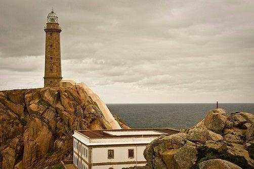 La Costa de la Muerte, Galicia, España