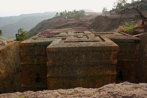 Las Iglesias de Lalibela: magia en Etiopía
