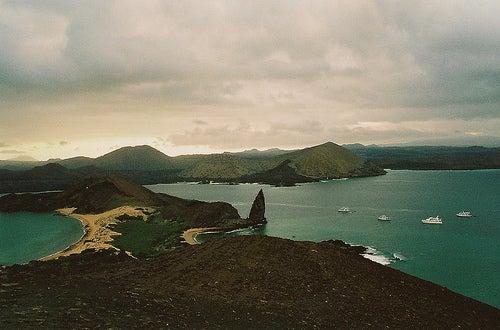 Las Islas Galápagos, microcosmos del planeta