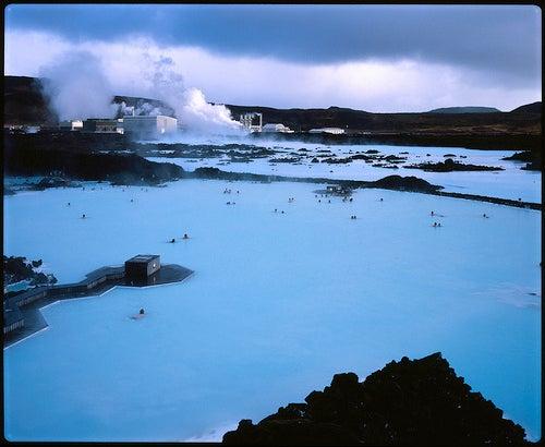 Las propiedades curativas de las aguas termales de Blue Lagoon