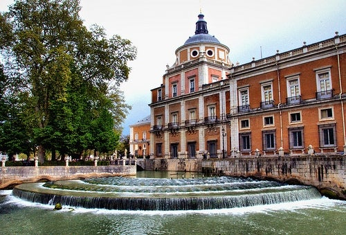 El Palacio Real de Aranjuez, una joya a un paso de Madrid
