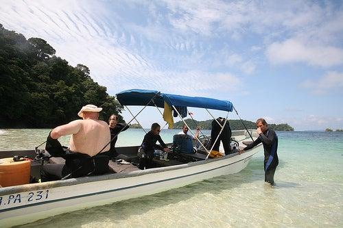 El Parque Nacional de Coiba y el tesoro que hay bajo sus aguas