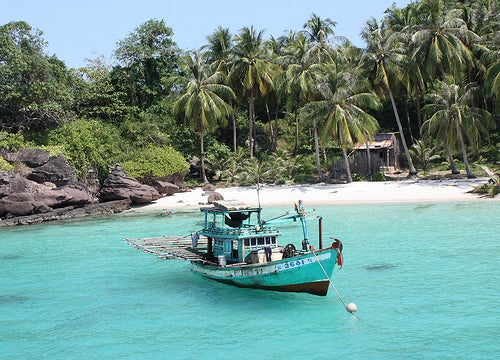 La isla de Phu Quoc, la más grande de Vietnam